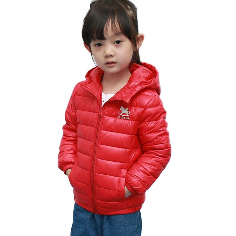 Çocuk Ceketler Giyim Mont Erkek Kız Marka Aşağı Ceket Kız Kış Giyim Çocuk Çocuklar Elbise XY11
