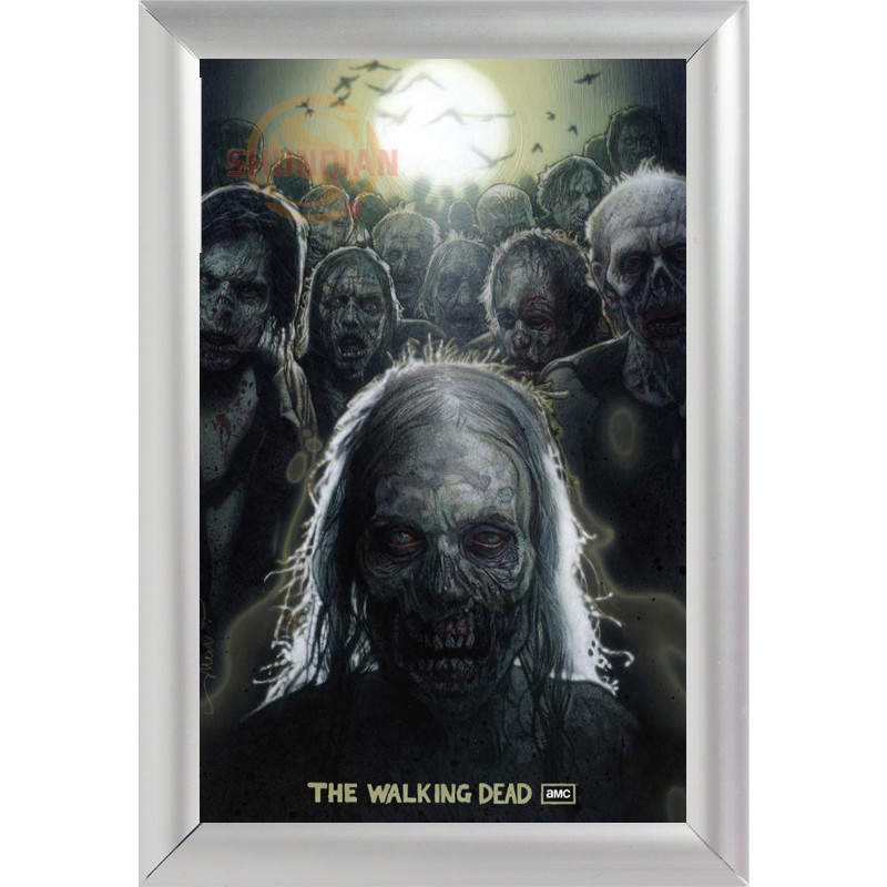 Buy Walking Dead Framed Pictures And Get Free Shipping On Aliexpress