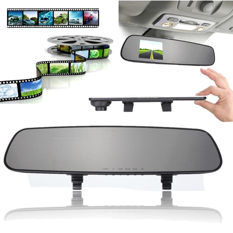 2.4 Inch 720P HD TFT Car DVR Vehicle Camera Lens Video Recorder Dash Cam G-sensor Night Vision Parking Video Recorder 4