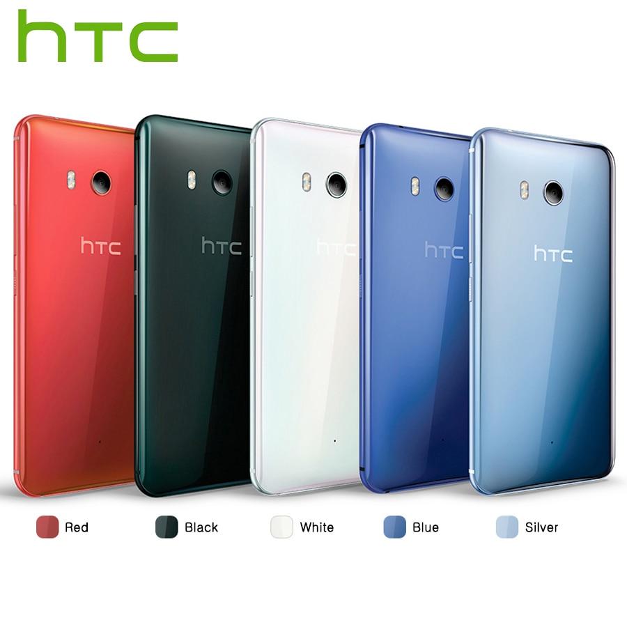 Marke Neue HTC U11 LTE Handy Snapdragon 835 Octa Core IP67 Wasserdichte 6 GB RAM 128 GB ROM 5,5