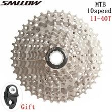 цена на SUNSHINE-SZ 10s Cassette MTB Mountain Bike Bicycle 10 Speed 11-40T Flywheel Freewheel for parts m590 m6000 m610 m675 m780 X5