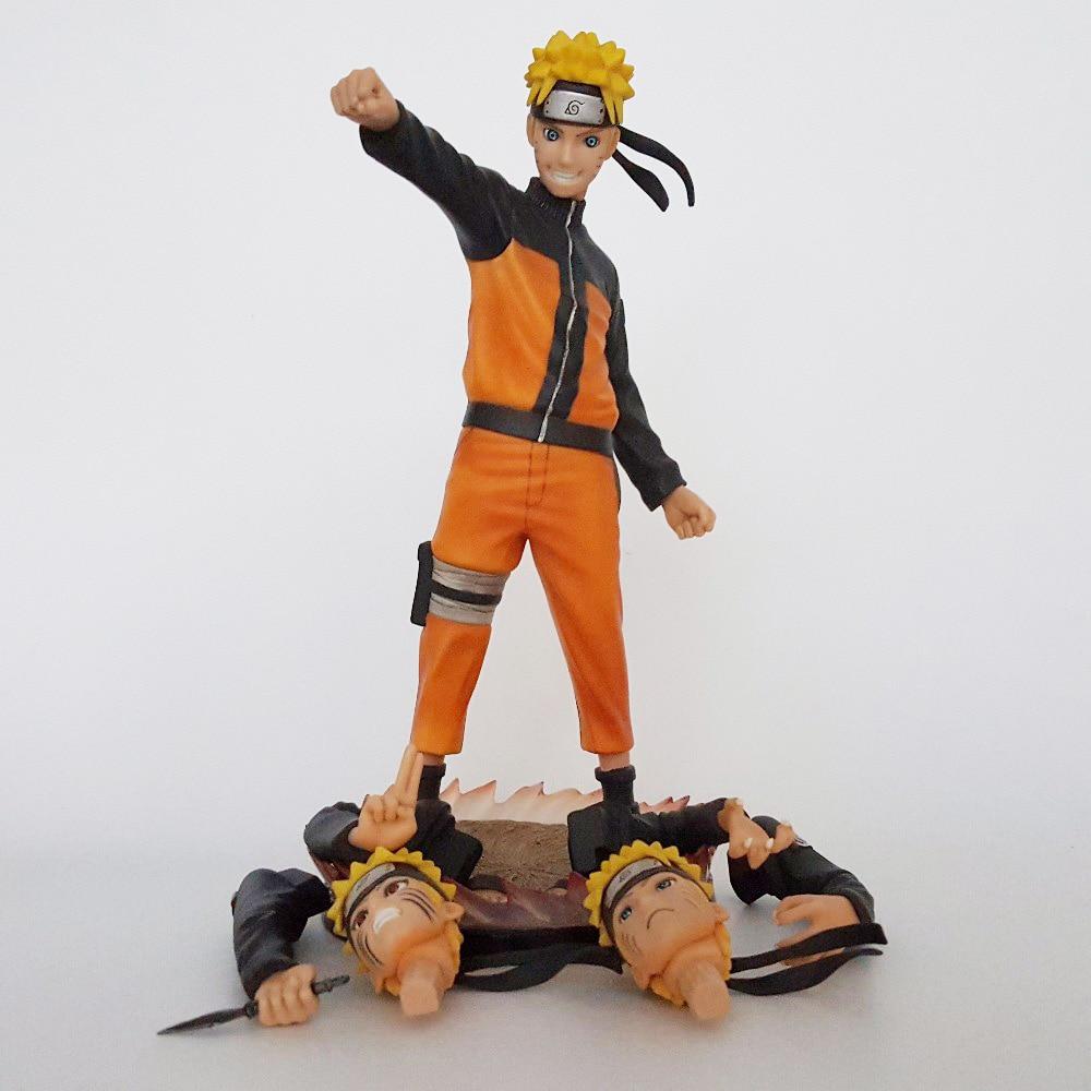 Collectibles Anime Naruto Shippuden Dark part Kakashi PVC
