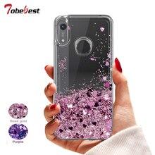 Glitter Liquid Case For Samsung Galaxy A20 Silicone Coque Dynamic Qicksand Star Cover