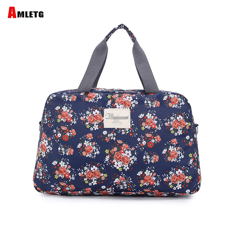 2018 Women's Fashion Shoulder Bag Large Capacity Travel Bags Purse Storage Bag Girl Charm Travel Bags Sac Voyage Sac De Voyage