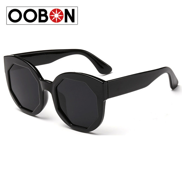 2781832764 2017 Newest men women Letter Stripe circle sunglasses female fashion vintage  round sunglasses personality sun-shading glasses