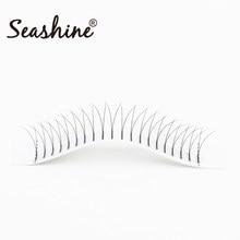 942264caf66 SeashineBeauty C D Curl Natural Soft Silk 3D VOLUME Fake Eyelashes South Korean  Silk False Volume fans Eyelash Extension