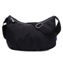 Frauen Messenger Taschen Nylon Hobo Schulter Taschen Handtaschen Frauen Berühmte Marken Designer Umhängetaschen Weiblich Bolsa Sac EIN Haupt