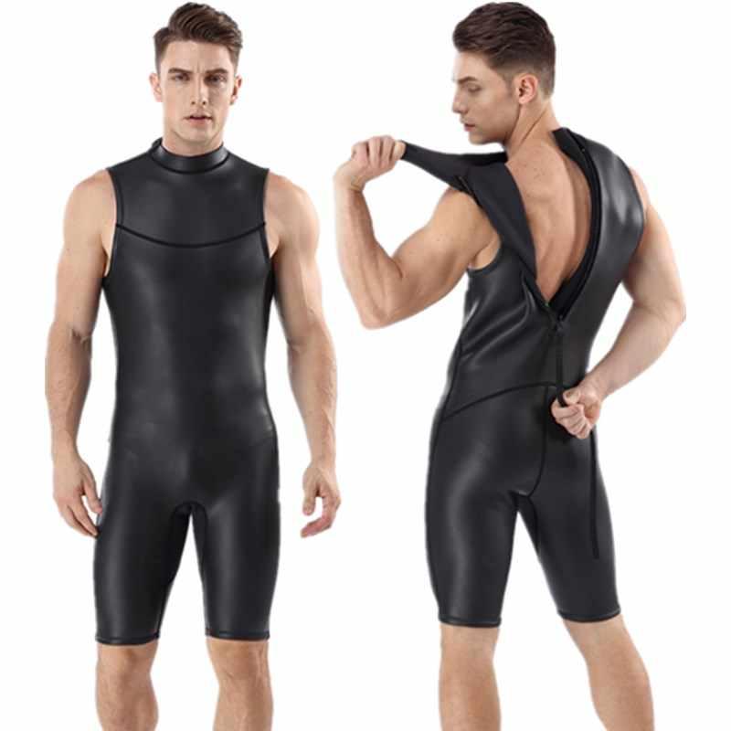 126f885ac2 Detail Feedback Questions about Mens Triathlon Wetsuit 2MM CR Short ...