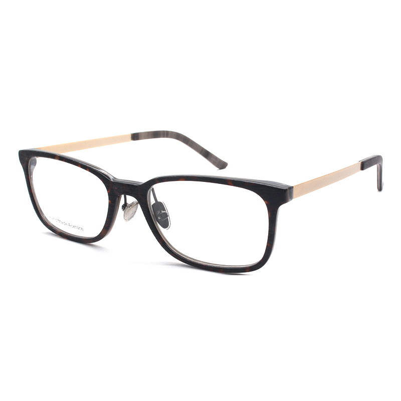 Handoer 6519 Optical Glasses Frame for Acetate Eyewear Full Rim Spectacles Prescription