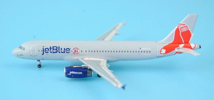 Gifts Aeroclassics 1: 400 US JetBlue A320 N605JB Alloy aircraft model Favorites Model gifts 1 32 ros fiatagri g240 tractor models alloy car models favorites model
