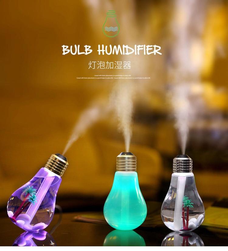 цена LED Lamp humidifier difusor de aroma essential oil diffuser humidificador diffuseur huile essentiel umidificador aromaterapia