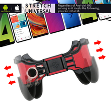 For Pubg Controller For Mobile Phone Game Shooter Pubg Trigger Fire Button For IPhone Android Phone Gamepad Pubg Mobile Joystick