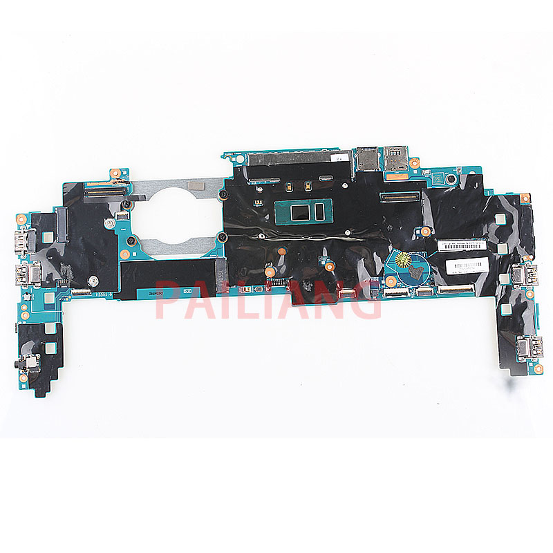 PAILIANG <font><b>Laptop</b></font> motherboard für Lenovo Thinkpad X1 Yoga I7-7600U 16 gb <font><b>Ram</b></font> PC Mainboard 01AX856 16822-1 448.0A913.0011 tesed <font><b>DDR3</b></font> image