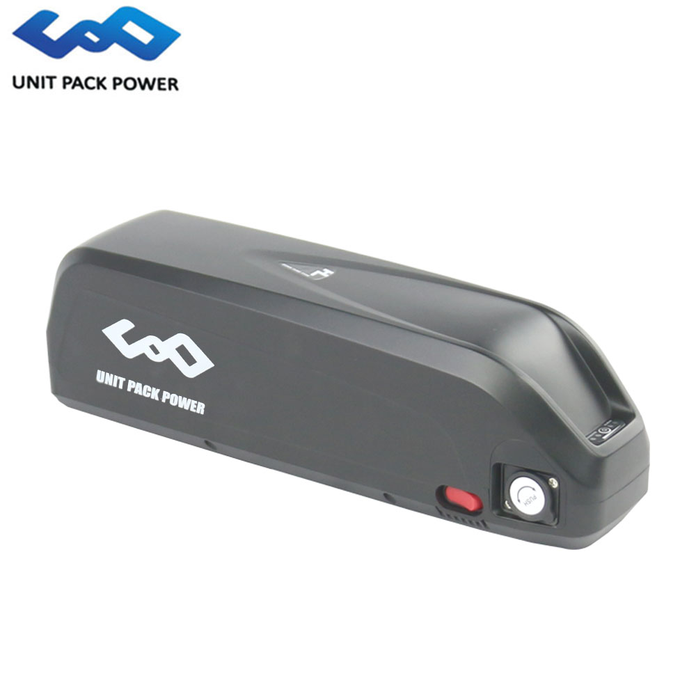US EU Aucune Taxe Hailong batterie avec USB Sanyo GA cellule 48 v 17.5Ah Li-ion batterie de vélo électrique pour Bafang 1000 w BBSHD kit moteur