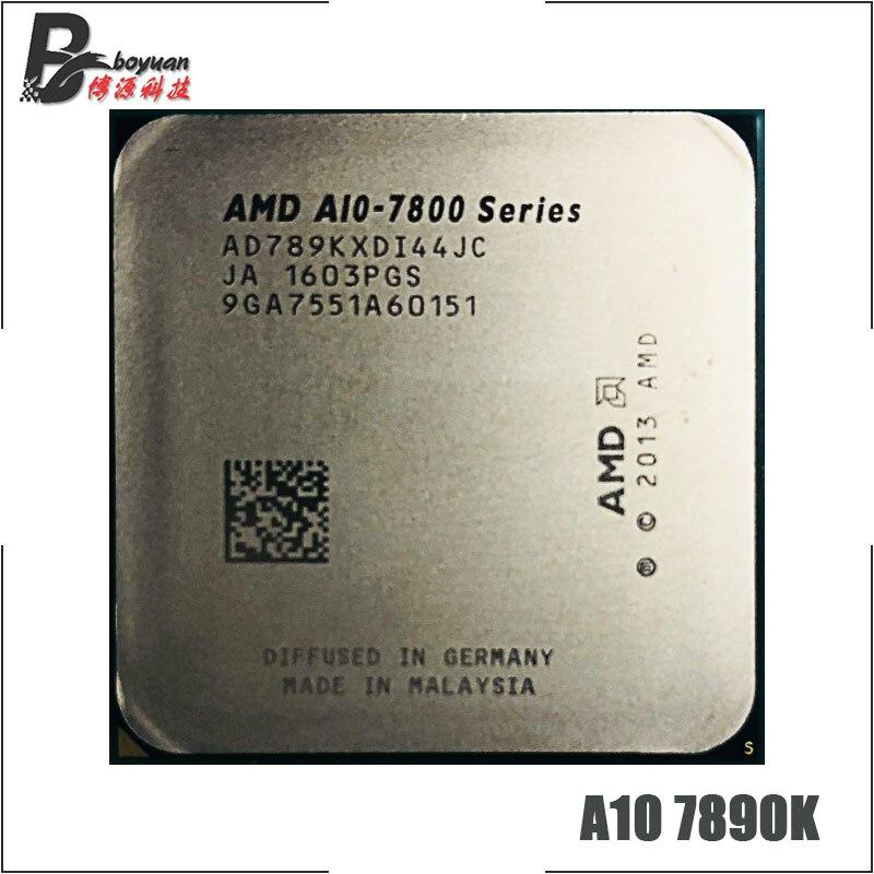 AMD A10 Series A10 7890K A10 7890K A10 7890 K 4 1 GHz Quad Core CPU