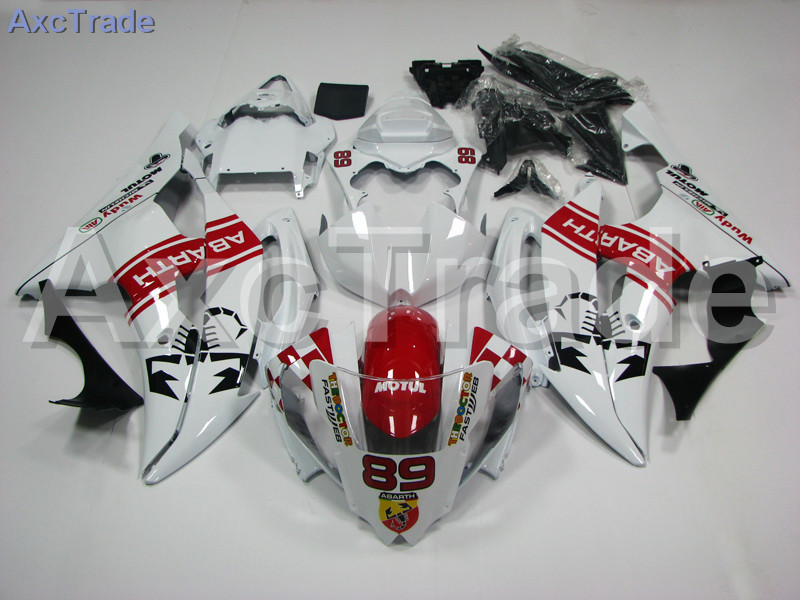 Motorcycle Fairings For Suzuki GSXR GSX-R 600 750 GSXR600 GSXR750 2006 2007 K6 ABS Plastic Injection Fairing Bodywork Kit Red injection mold fairing 2006 2007 for suzuki gsx r 600 750 k6 k7 plastic bike bodywork red frame free brand logo decal