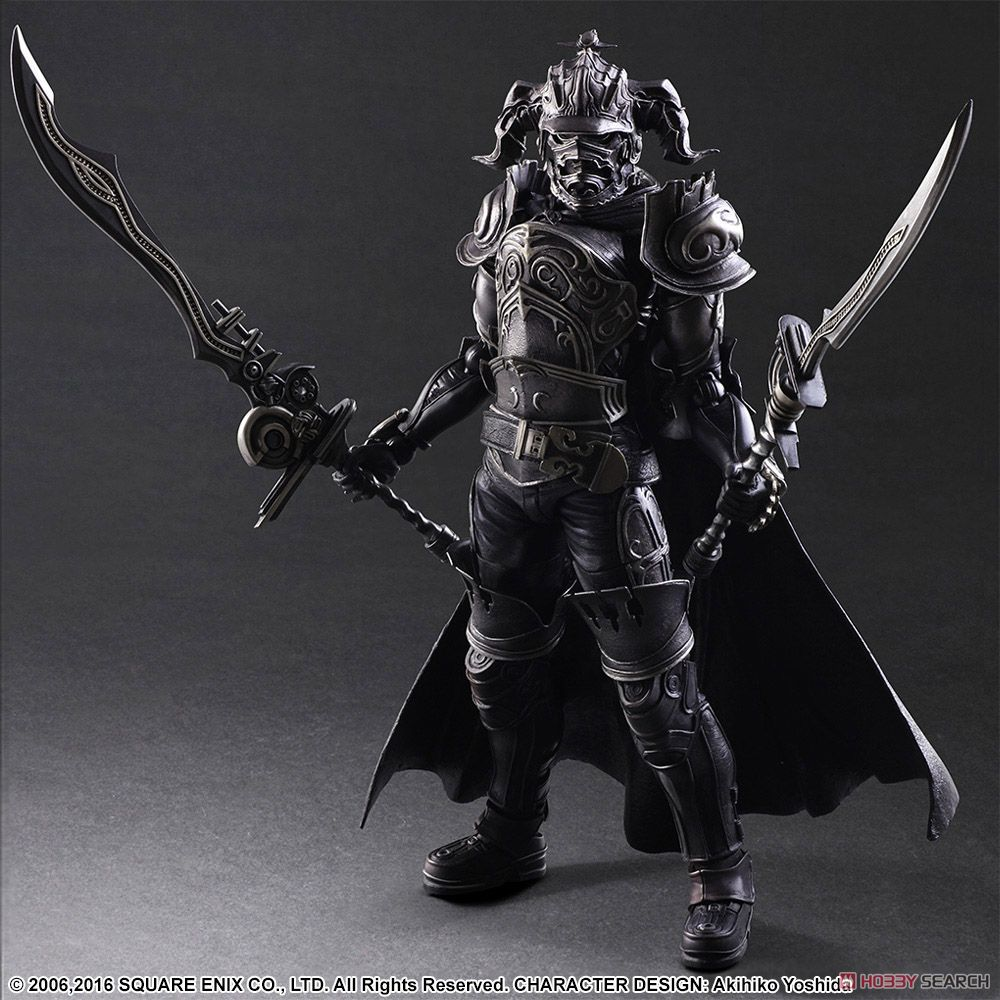 FINAL FANTASY XII PLAY ARTS GABRAS Action Figure
