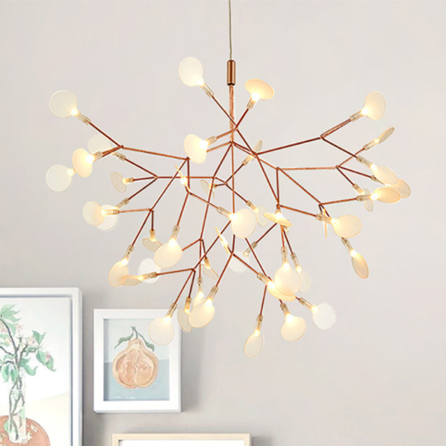 Dynasty Europe Modern LED Pendant Lamp Firefly Hanging ...