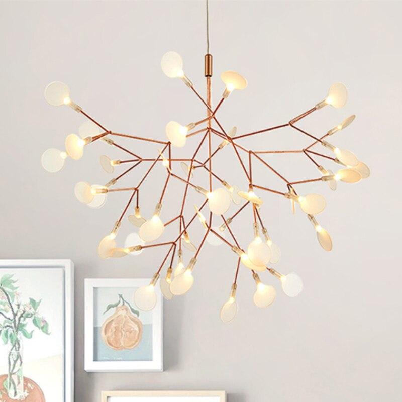 Europe Modern LED Pendant Lamp Hanging Lights Suspendent Tree Branch Light Parlor Lounge Hotel Home Decorative Dynasty Free Ship прилепин з письма с донбасса всё что должно разрешиться
