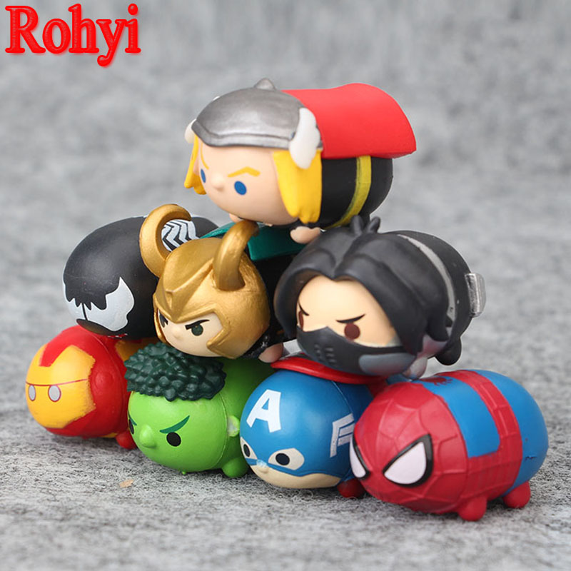 Big Offer 0c689 Rohyi Hot Sale 8pcslot Tsum Mini The
