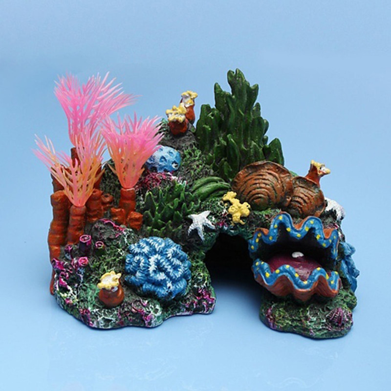 Diy Coral Reef Decoration
