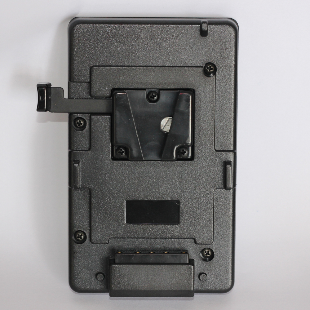 V Mount Battery Plate For Camera, V Lock Battery Plate For Video Light And 4K HDMI Monitor