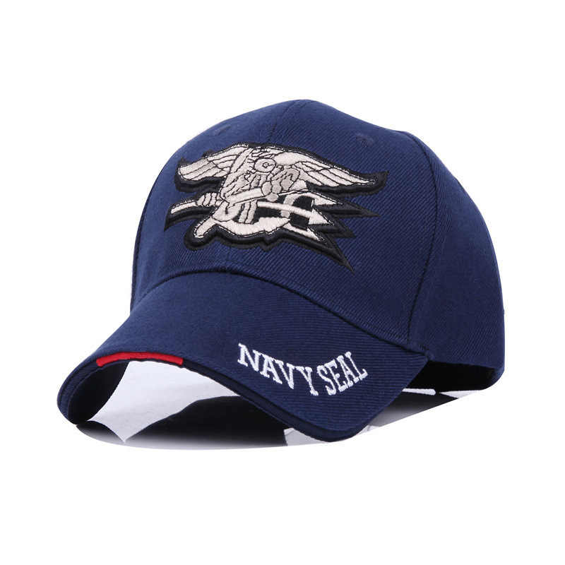 221757d5d ... clearance 2018 high quality mens us navy baseball cap navy seals cap  tactical army cap trucker