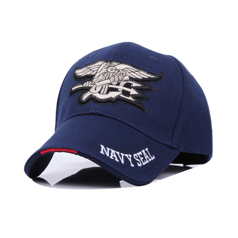 ea37de242b3 ... france 2018 high quality mens us navy baseball cap navy seals cap  tactical army cap trucker