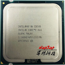 Intel Core 2 Duo E8500 3.1 GHz CPU Dual-Core Processor 6 M 65 W LGA 775(China)