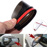 Car Rearview Mirror Rain Eyebrow Visor Awnings & Shelters Rear View Mirror Protecter Motocicleta Accesorios send random color|Awnings & Shelters|   -