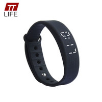 TTLIFE Smart Watch Children 3D Pedometer LED Waterproof Activity Tracker Sleep Monitor Kids Wristband For IOS