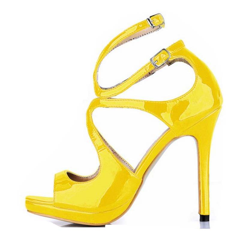 plus size 35-43 women summer gladiator boots sandals booties pumps sexy high heels open toe buckle ladies brand platform shoes hee grand gold silver high heels 2017 summer gladiator sandals sexy platform shoes woman casual shoes size 35 43 xwz4075