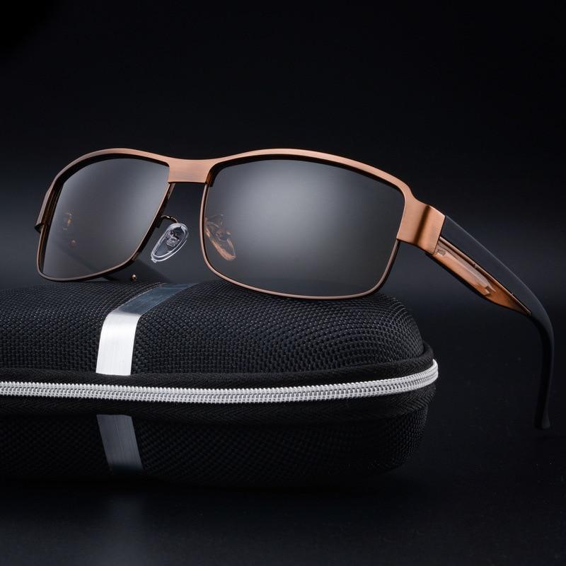 6e7e416f4a840 ... 2017 ماركة hd الاستقطاب الرجال مصمم الأزياء الكلاسيكية القيادة النظارات  ل رجل فاخر ظلال نظارات oculos الرجالus  12.67 قطعة ...