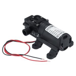 Image 3 - 12V Water Pump 130PSI Self Priming Pump Diaphragm High Pressure Automatic Switch Garden Water Sprayer Car Wash