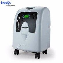 Concentrador médico do oxigênio de lovego da categoria 5lpm para a terapia do oxigênio