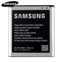Оригинальный сменный аккумулятор eb bg355bbe bg355bbc для samsung