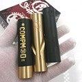 Espartano comp lyfe pode caber RDA atomizador 18650 bateria mod completa mecânica mod e cigarette e cig vaporizador Espartano