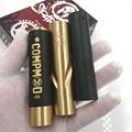 Spartan mod comp lyfe can fit RDA atomizer  18650 battery full mechanical mod e cigarette e cig vaporizer Spartan