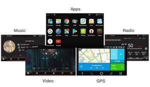 Image 2 - Автомагнитола Bosion, мультимедийная стерео система на Android 10, с четырехъядерным процессором, DVD, для Ford Mondeo C max focus galaxy S max fusion ranger