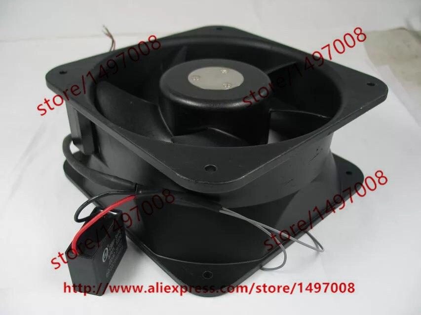 ORIX MRS20-DM AC 200V 230V 0.5A 50/60Hz 200x200x90mm Server Square Fan ebmpapst a6e450 ap02 01 ac 230v 0 79a 0 96a 160w 220w 450x450mm server round fan outer rotor fan