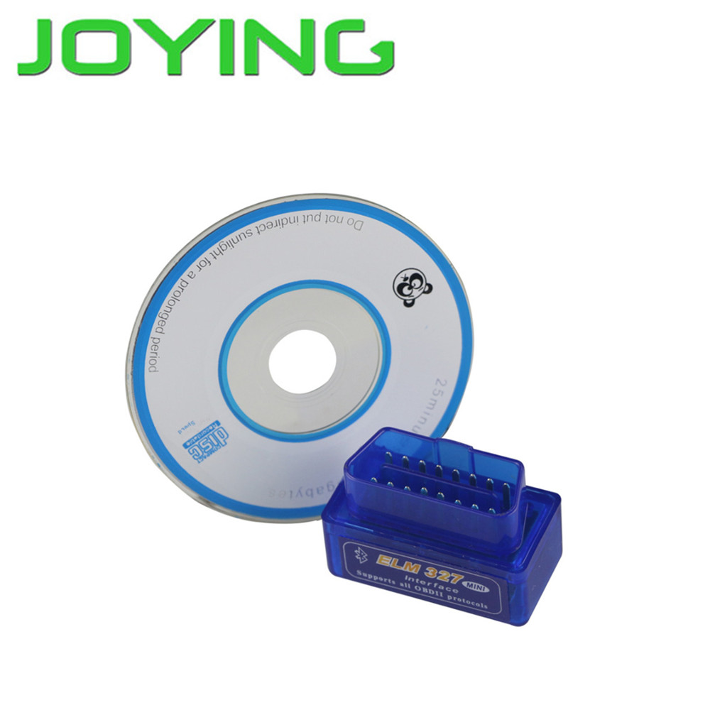 JOYING Mini ELM327 Auto Veicolo Strumento di Diagnostica OBD 2 per Android Torque OBDII Auto Interfaccia Dello Scanner Funziona Su JOYING Android