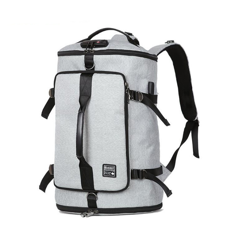 New Arrival Fashion Casual Waterproof Large Capacity Backpacks Travel Bag Laptop Backpack Men's Boys Christmas Gifts