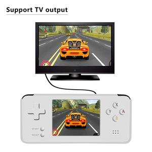 Image 5 - MINI portable retro handheld game 3000 Games children boy nostalgic players video game console for Child Nostalgic Player