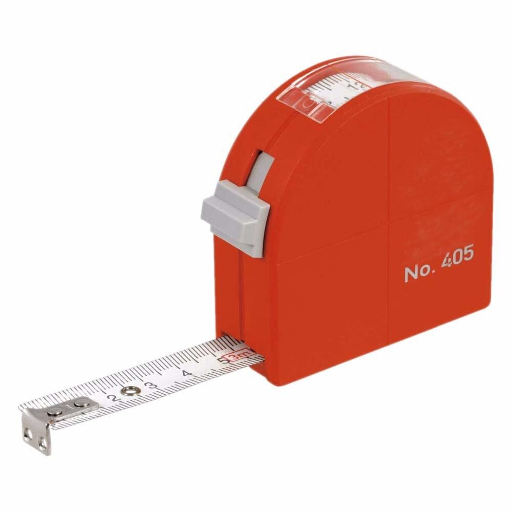 Ruban à mesurer allemand outils de mesure instrument avec frein métrique 3 m boussole jauge 405