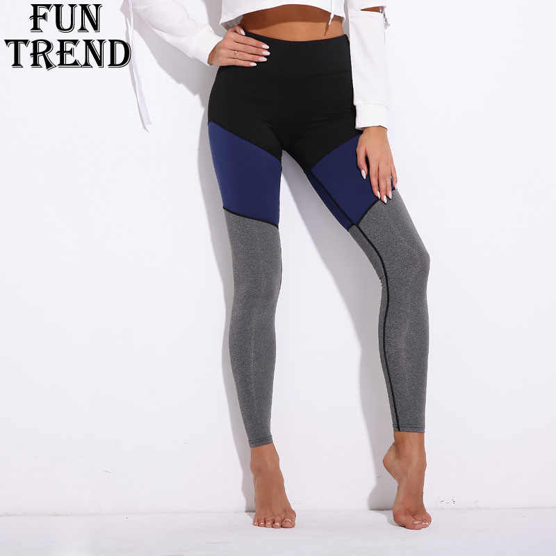 Yoga Pants Women Sexy Yoga Leggings High Waist Sport Pants Women Workout Running Fitness Sport Leggings Femme Gym Sport Clothing
