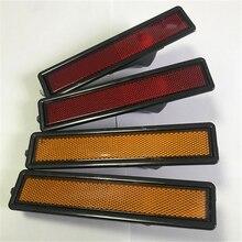 2 шт. задний левый и правый Поворотники боковые маркер свет лампы объектив для BMW E30 E32 E34 318i 318is 325es 325i 63 14 1 377 849