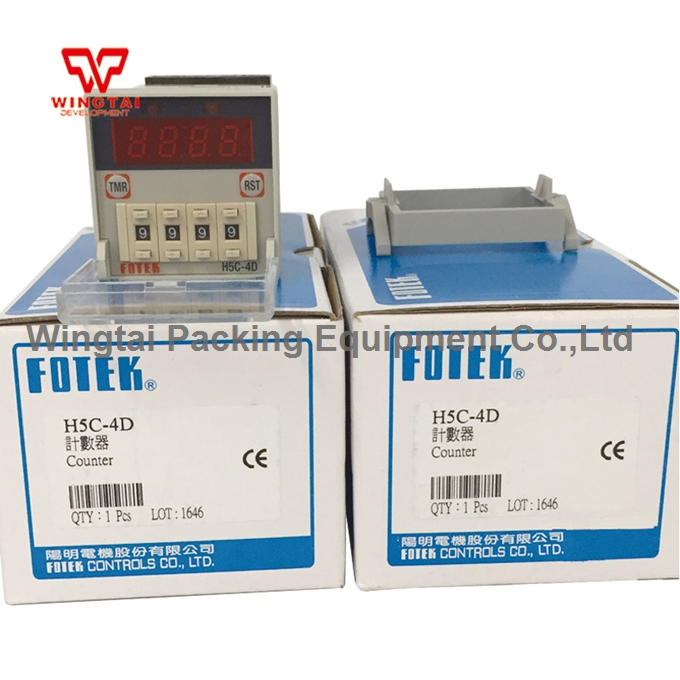 counter cyclical output stabilization in nigeria 1 Pcs Brand New H5C-4D Counter Fotek 4 Digits Preset Counter in Good Quality