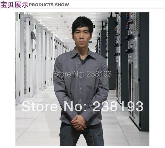 ФОТО Computer room men's suit shirt ,civil aviation,  prevent electromagnetic metal fibre anti-radiation shirt
