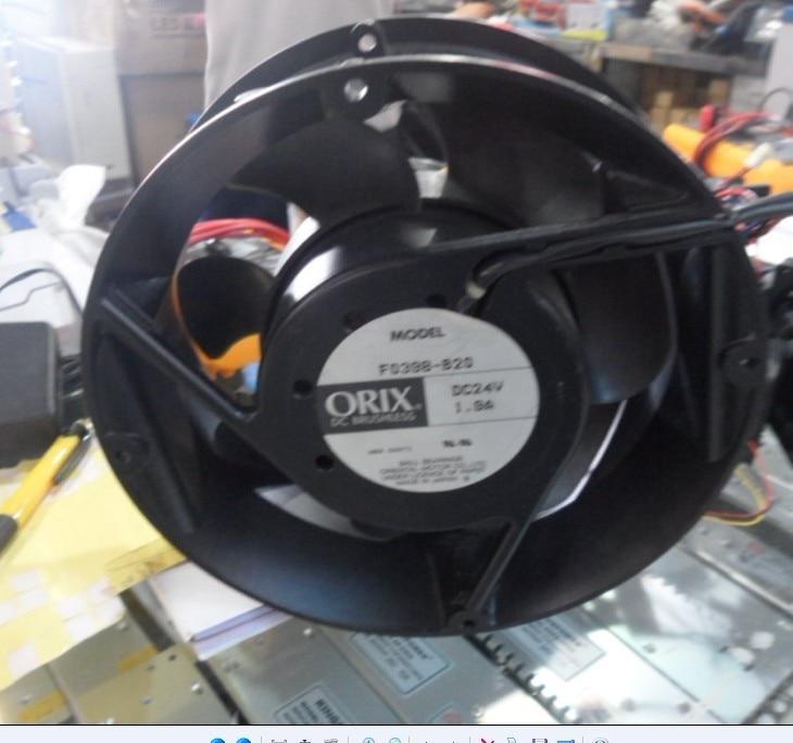 Ventilateur japonais ORIX oriental F0398-B20 24 V 1.9A 4 P