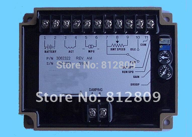 speed controller for diesel engine governor 3062322  high quality